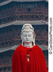 Robed Buddha Sakyamuni