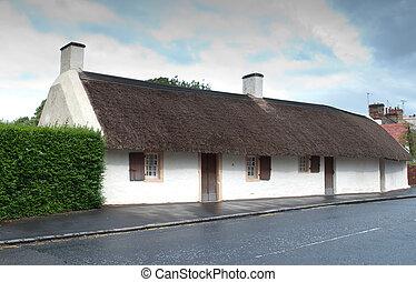 Robert Burns Birthplace - Birthplace of Robert Burns