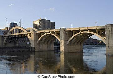 Robert Street Bridge Span