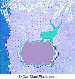 robiony, snowflakes., eps, upiększenia, 8, boże narodzenie