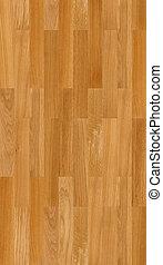 roble, seamless, textura, piso