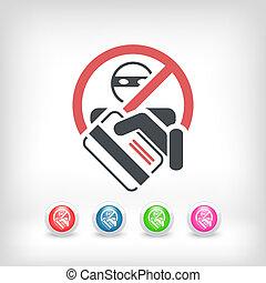robo de tarjeta de crédito