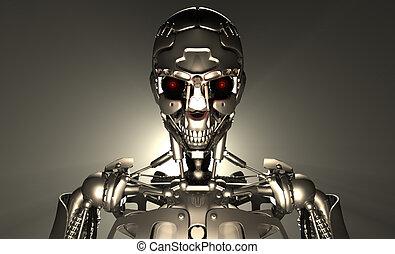 robot, avancé