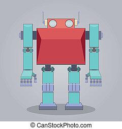 robot, classique