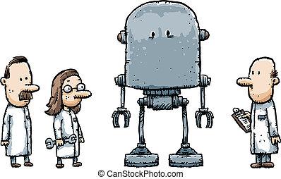 Robot Scientists