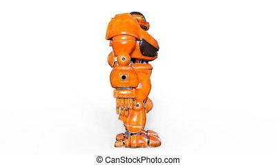 Robot - Image of a robot.