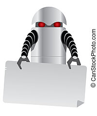 Robot tablet