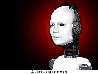 Robotic Female