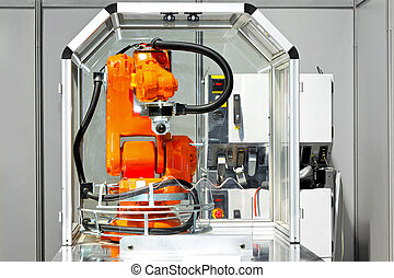 Robotic system - Robotic arm for automatic operations with...