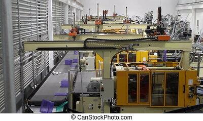 Robotics Assembly Factory 1