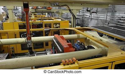 Robotics Assembly Factory 6