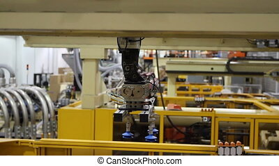 Robotics Assembly Factory 7