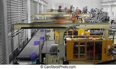 Robotics Factory Time Lapse 1