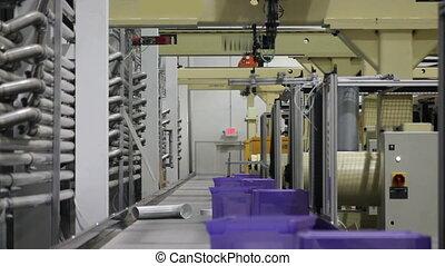 Robotics Factory Time Lapse 3