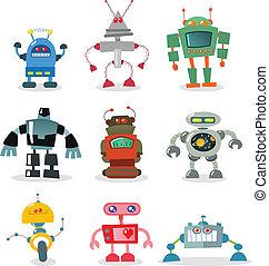 Robots - Robot set
