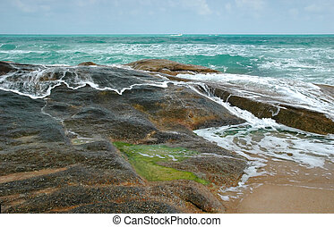 roca de agua