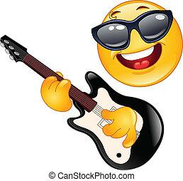 roca, emoticon