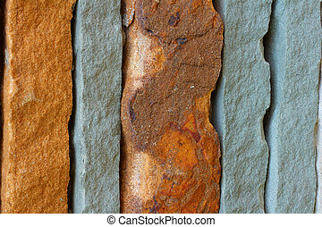 roca, plano de fondo