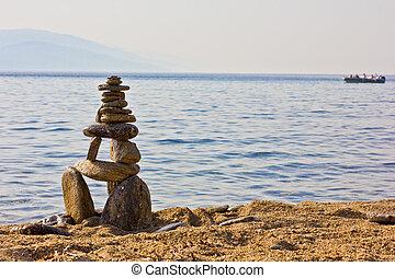 roca, sculture