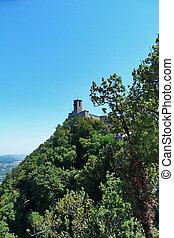 Rocca Cesta, Republic of San Marino