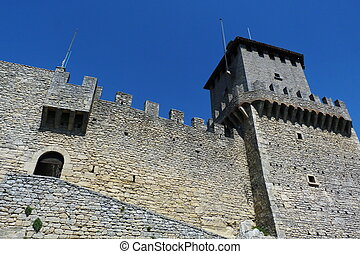 Rocca Guaita, Republic of San Marino