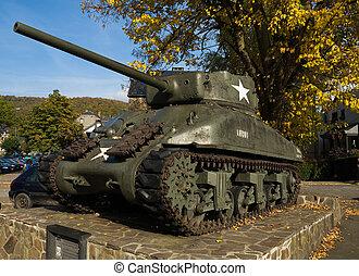 roche, 坦克, la