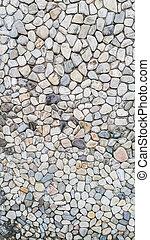 rocher, rivière, mur, texture