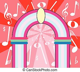 Rock And Roll Arch