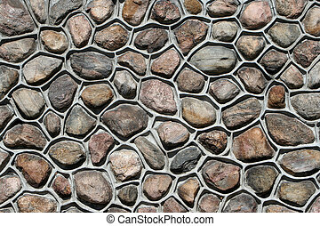 rock background - rock and cement wall background