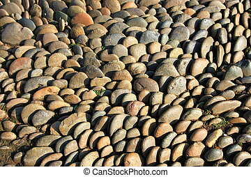 rock beach curcle
