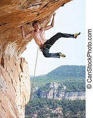 rock bergsbestigare