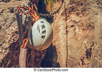 Rock Climbing Equipment
