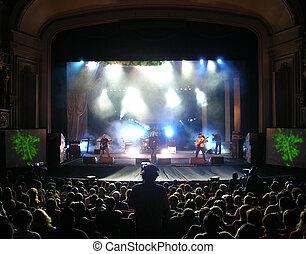 Rock Concert - Live Act
