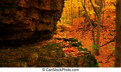 Rock Cut State Park Illinois - Rock Cut State Park of...