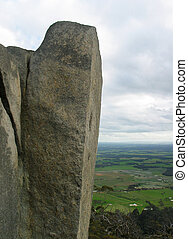 Rock Formation - Castle Rock, Australia