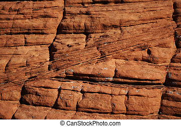 Rock formation - Valley of Fire SP