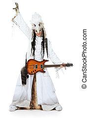 rock musician