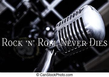 rock n rulle, aldrig, dies