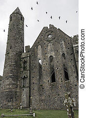 Rock of Cashel - County Tipperary - Republic of Ireland