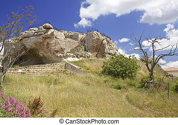 Rock of Ceres quater - The Rock of Ceres is an important ...