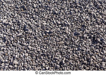 Rock pebbles background