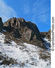 Rock Similar to a Citadel 2