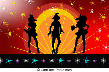 Rock Star Witches