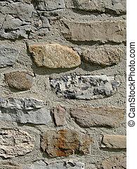 Rock Wall Foundation