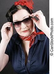 Rockabilly fashion
