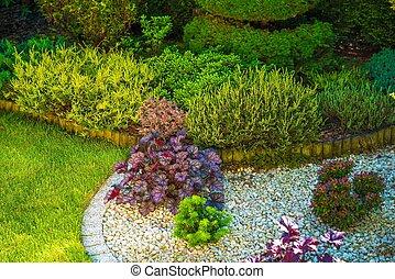 Rockery Garden Place