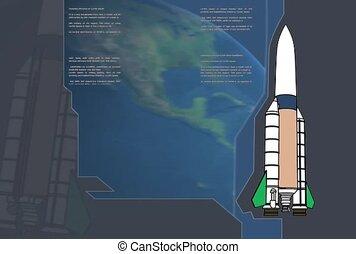 Rocket Around The World
