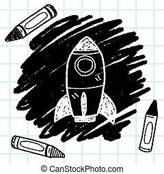 rocket doodle