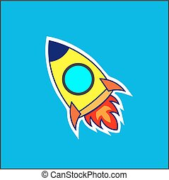 Rocket Kid.
