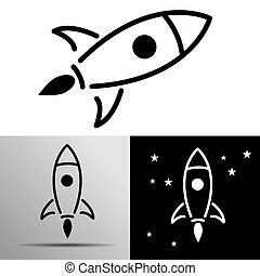 rocket ship clipart and stock illustrations 16 662 rocket ship rh canstockphoto com red rocket ship clipart rocket ship clipart black and white